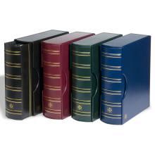 Kroužkové desky GRANDE-Classic-Set GIGANT červené