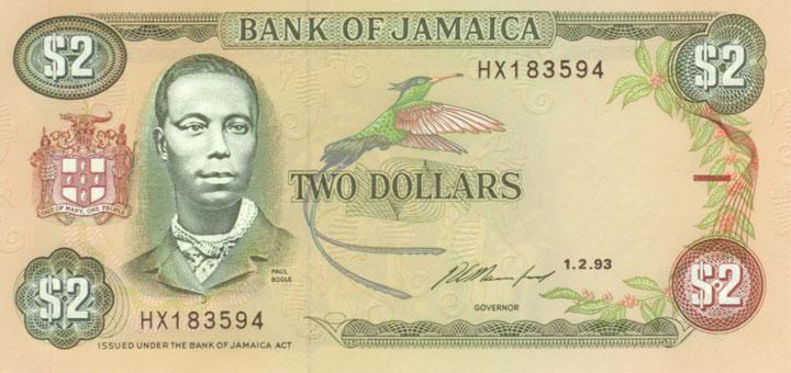 Jamajka datování