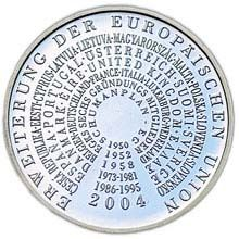 Náhled - 2004 European Extensione Silver Proof