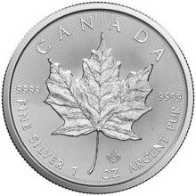 Náhled - Maple Leaf  1 Oz Unc.