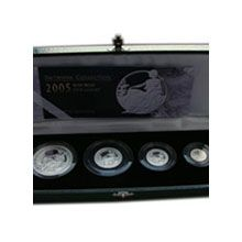 Náhled - 2005 Britannia Silver Proof Collection
