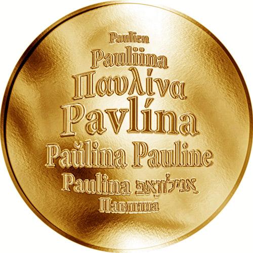 Svatek Pavlina