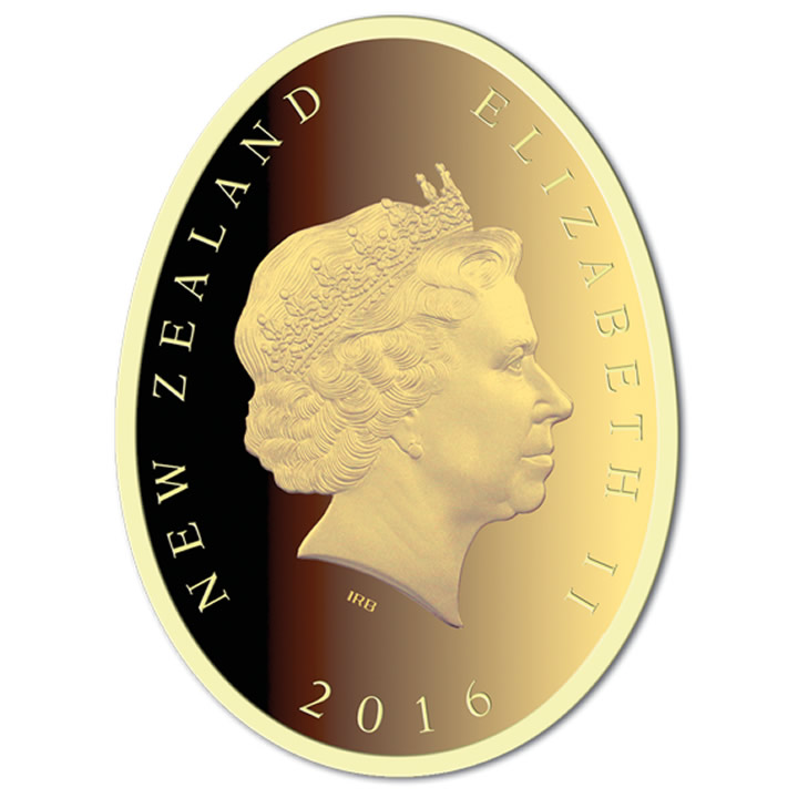 2016 Great Spotted Kiwi Au Proof