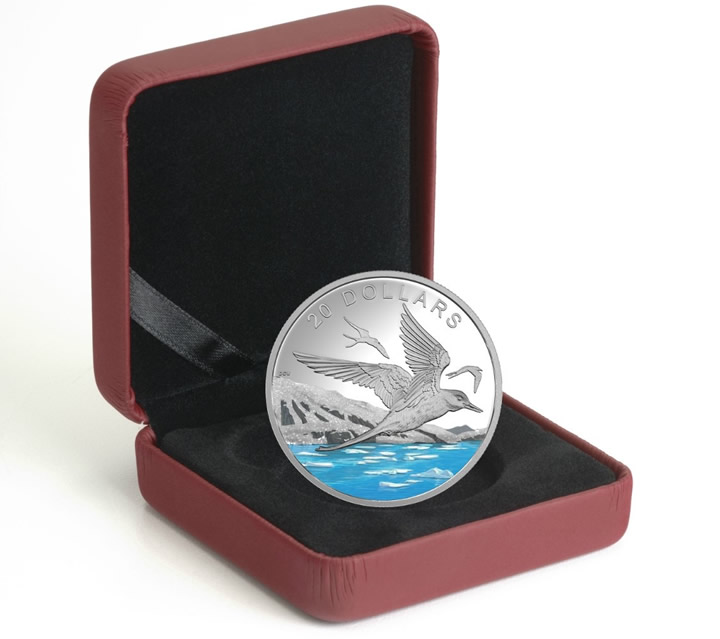 2017 Arctic Tern Ag Proof