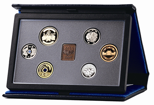Japan Mint Set 2009 Proof