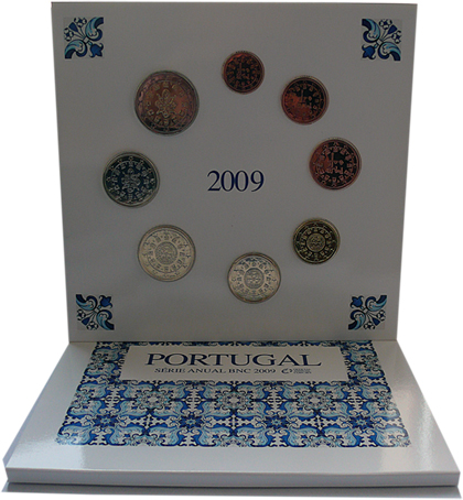 Portugal Mint Set 2009