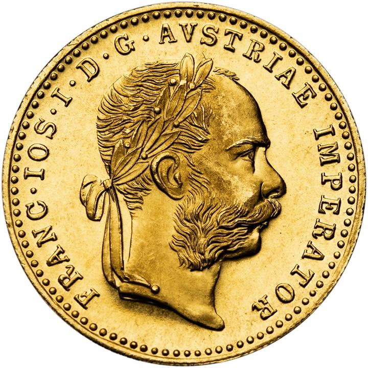 Zlate mince cena
