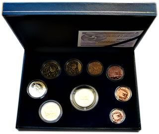 Mint Set 2007 Proof