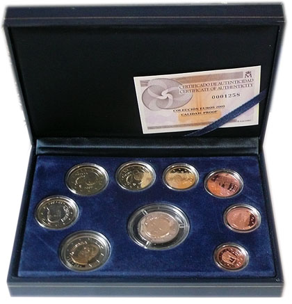 Mint Set 2009 Proof