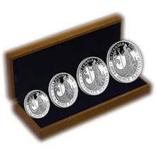 2008 Britannia Platinum Proof Collection