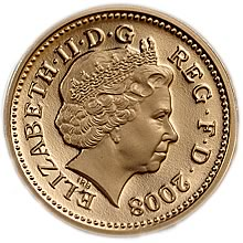 1 Pound Gold Proof
