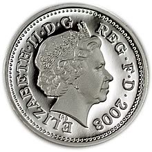 1 Pound Silver Proof
